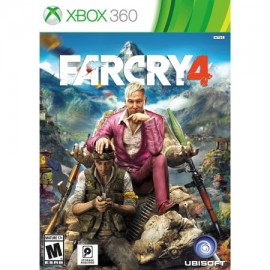 JEU XB360 FAR CRY 4