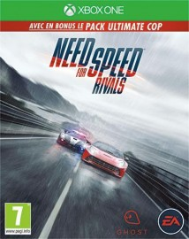 JEU XBONE NEED FOR SPEED RIVALS : EDITION LIMITEE