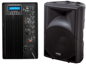 achat enceinte amplifie 12 cloud c box 112 mp3 d 39 occasion cash express. Black Bedroom Furniture Sets. Home Design Ideas