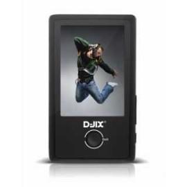 achat lecteur audio video d jix m490 d 39 occasion cash express. Black Bedroom Furniture Sets. Home Design Ideas