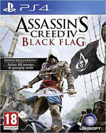 JEU PS4 ASSASSIN'S CREED IV : BLACK FLAG EDITION EURO