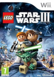 JEU WII LEGO STAR WARS III (3) : THE CLONE WARS