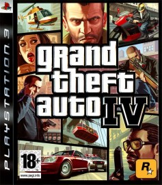 JEU PS3 GRAND THEFT AUTO IV (4) PLATINUM