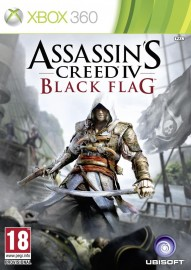 JEU XB360 ASSASSIN'S CREED IV (4) : BLACK FLAG