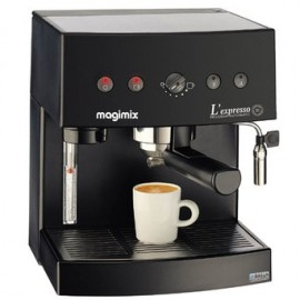 achat cafetiere magimix 11402 l expresso automatic d 39 occasion cash express. Black Bedroom Furniture Sets. Home Design Ideas