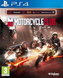 JEU PS4 MOTORCYCLE CLUB