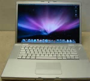 achat macbook 15 apple a1150 d 39 occasion cash express. Black Bedroom Furniture Sets. Home Design Ideas