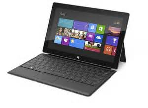 TABLETTE MICROSOFT SURFACE PRO 1514 128GO