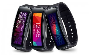 BRACELET CONNECTE SAMSUNG GEAR FIT SM-R350