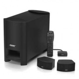 achat kit 2 1 home cine bose cinemate gs series ii d 39 occasion cash express. Black Bedroom Furniture Sets. Home Design Ideas