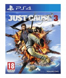 JEU PS4 JUST CAUSE 3