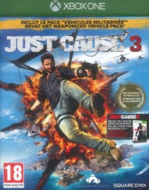 JEU XBONE JUST CAUSE 3