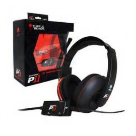 achat casque audio gamer turtle beach earforce p11 d. Black Bedroom Furniture Sets. Home Design Ideas