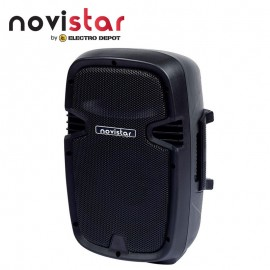 achat enceinte amplifiee bt novistar mini mobility sound d 39 occasion cash express. Black Bedroom Furniture Sets. Home Design Ideas