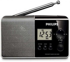 achat radio de poche philips ae1850 d 39 occasion cash express. Black Bedroom Furniture Sets. Home Design Ideas