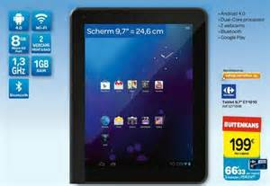 tablette carrefour ct1010 probleme appareils m nagers. Black Bedroom Furniture Sets. Home Design Ideas