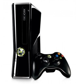 achat console microsoft xbox 360 250go d 39 occasion cash express. Black Bedroom Furniture Sets. Home Design Ideas