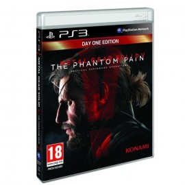 Achat jeu ps3 metal gear solid v the phantom pain day one edition d 39 occasion cash express - Cash metal tarif ...