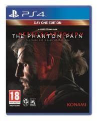 JEU PS4 METAL GEAR SOLID V : THE PHANTOM PAIN DAY ONE EDITION