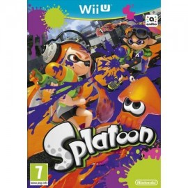 JEU WII U SPLATOON