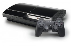 CONSOLE SONY PS3 160GO FAT