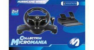 achat volant ps4 micromania wh 3103v d 39 occasion cash express. Black Bedroom Furniture Sets. Home Design Ideas