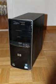 achat pc de bureau hp pavilion p6000 noir d 39 occasion cash express. Black Bedroom Furniture Sets. Home Design Ideas