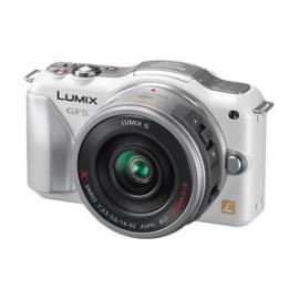 Achat appareil photo lumix dmc gf5 blanc 14 42mm d for Changer ecran appareil photo lumix