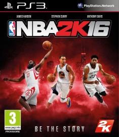 JEU PS3 NBA 2K16