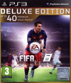 JEU PS3 FIFA 16 EDITION DELUXE