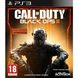 JEU PS3 CALL OF DUTY : BLACK OPS III