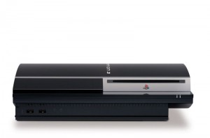 CONSOLE SONY PS3 40GO FAT