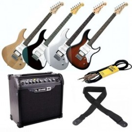 achat pack guitare electrique novistar 939877 d 39 occasion. Black Bedroom Furniture Sets. Home Design Ideas