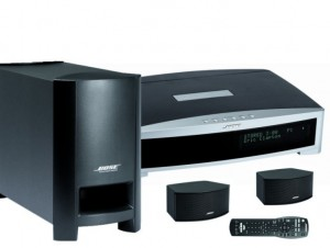 achat home cinema bose 3 2 1 gs series iii d 39 occasion. Black Bedroom Furniture Sets. Home Design Ideas