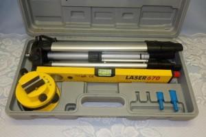 Achat niveau laser 670 d 39 occasion cash express for Niveau laser exterieur occasion