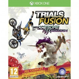 JEU XBONE TRIALS FUSION : THE AWESOME MAX EDITION