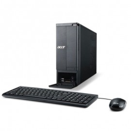 achat pc de bureau acer x1430 d 39 occasion cash express. Black Bedroom Furniture Sets. Home Design Ideas