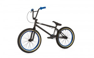 achat bmx 20 decathlon bleu et noir d 39 occasion cash express. Black Bedroom Furniture Sets. Home Design Ideas