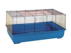 achat cage a lapin ferplast plastique d 39 occasion cash express. Black Bedroom Furniture Sets. Home Design Ideas