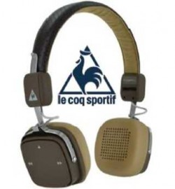achat casque bluetooth le coq sportif d 39 occasion cash. Black Bedroom Furniture Sets. Home Design Ideas
