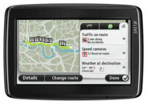 achat gps europe tomtom 4eq50 z1230 d 39 occasion cash express. Black Bedroom Furniture Sets. Home Design Ideas