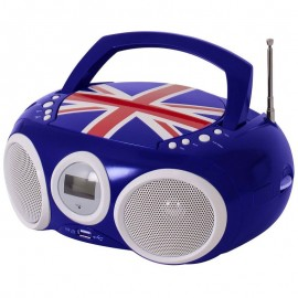 achat poste cd usb radio bigben cd32gb d 39 occasion cash express. Black Bedroom Furniture Sets. Home Design Ideas
