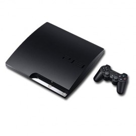 CONSOLE SONY PS3 500GO SLIM