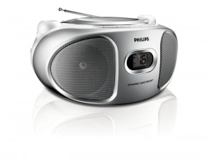 achat poste cd radio philips az102s 12 d 39 occasion cash express. Black Bedroom Furniture Sets. Home Design Ideas