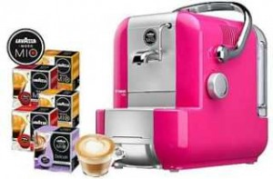 achat cafetiere a capsules lavazza amodo mio d 39 occasion cash express. Black Bedroom Furniture Sets. Home Design Ideas