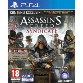 JEU PS4 ASSASSIN'S CREED : SYNDICATE