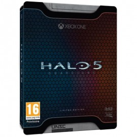 JEU XBONE HALO 5 : GUARDIANS EDITION LIMITEE