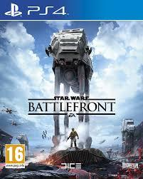 JEU PS4 STAR WARS : BATTLEFRONT