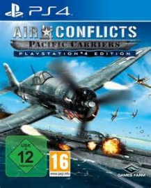 JEU PS4 AIR CONFLICTS PACIFIC CARRIERS