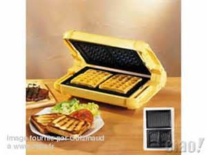 achat croque gaufre gril acc tefal ry 230 d 39 occasion cash express. Black Bedroom Furniture Sets. Home Design Ideas